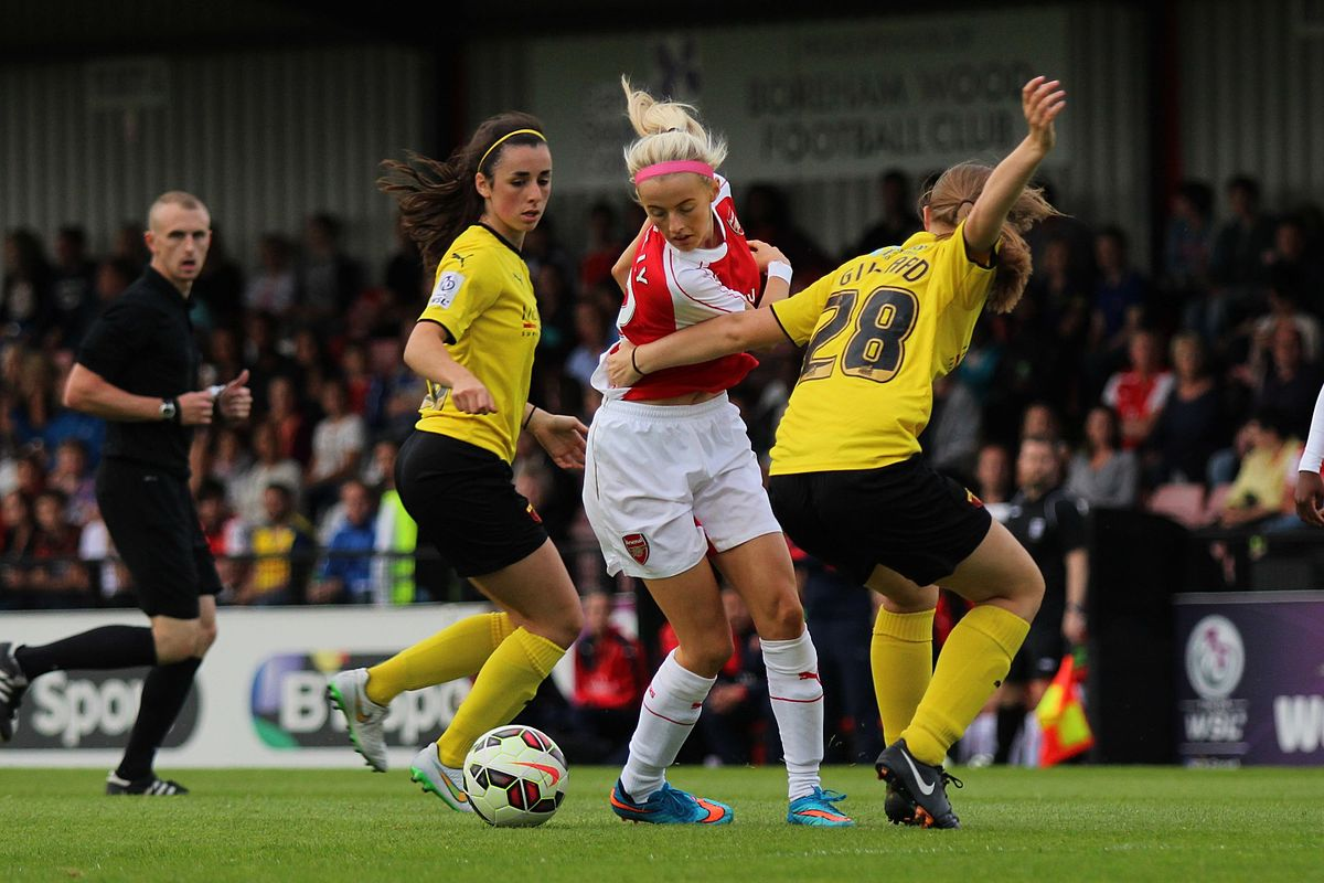 Arsenal Wikipedia: Chloe Kelly