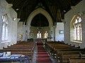 Christ Church, Llanwarne interior 1 - geograph.org.uk - 945888.jpg