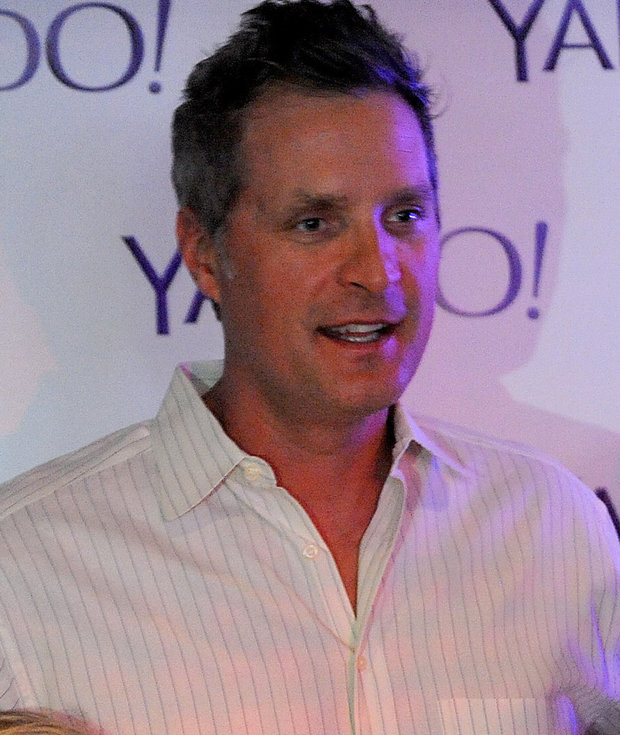 Christian Laettner at Yahoo event