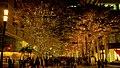 Christmas light of the Marunouchi Nakadori Street Dec 2019.jpg