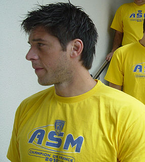 Christophe Samson French rugby union player
