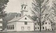 Church & School, Washington, NH