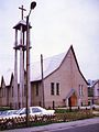 Church in Leknica, 1.5.1992r.jpg