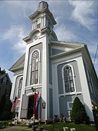 Church in Oldwick New Jersey