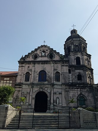 Santa Ana Church - Image: Church of Santa Ana facade