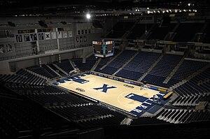 Cintas Center - Interior of Main Arena, 2004