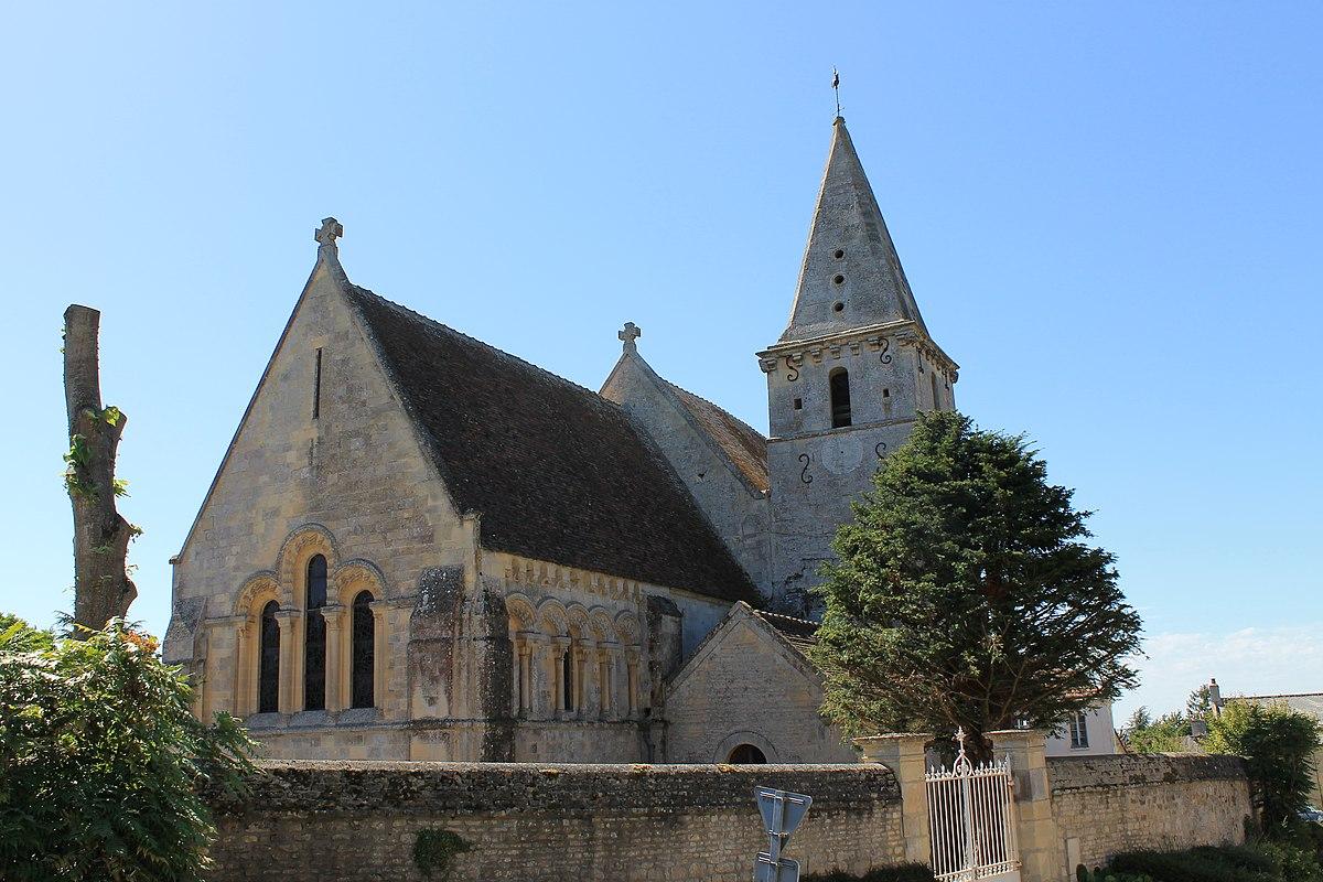 Glise saint germain de cintheaux wikip dia for Carriere de cintheaux