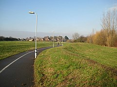 Cippenham, Little Chapels Way Open Space - geograph.org.uk - 1115511.jpg