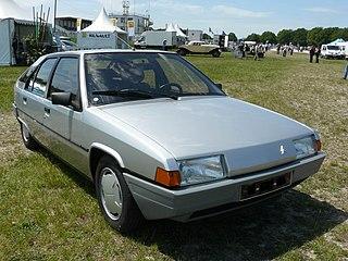 Citroën BX Motor vehicle