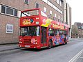 City Sightseeing bus in Oxford, England 03 - Butterwyke Place.jpg