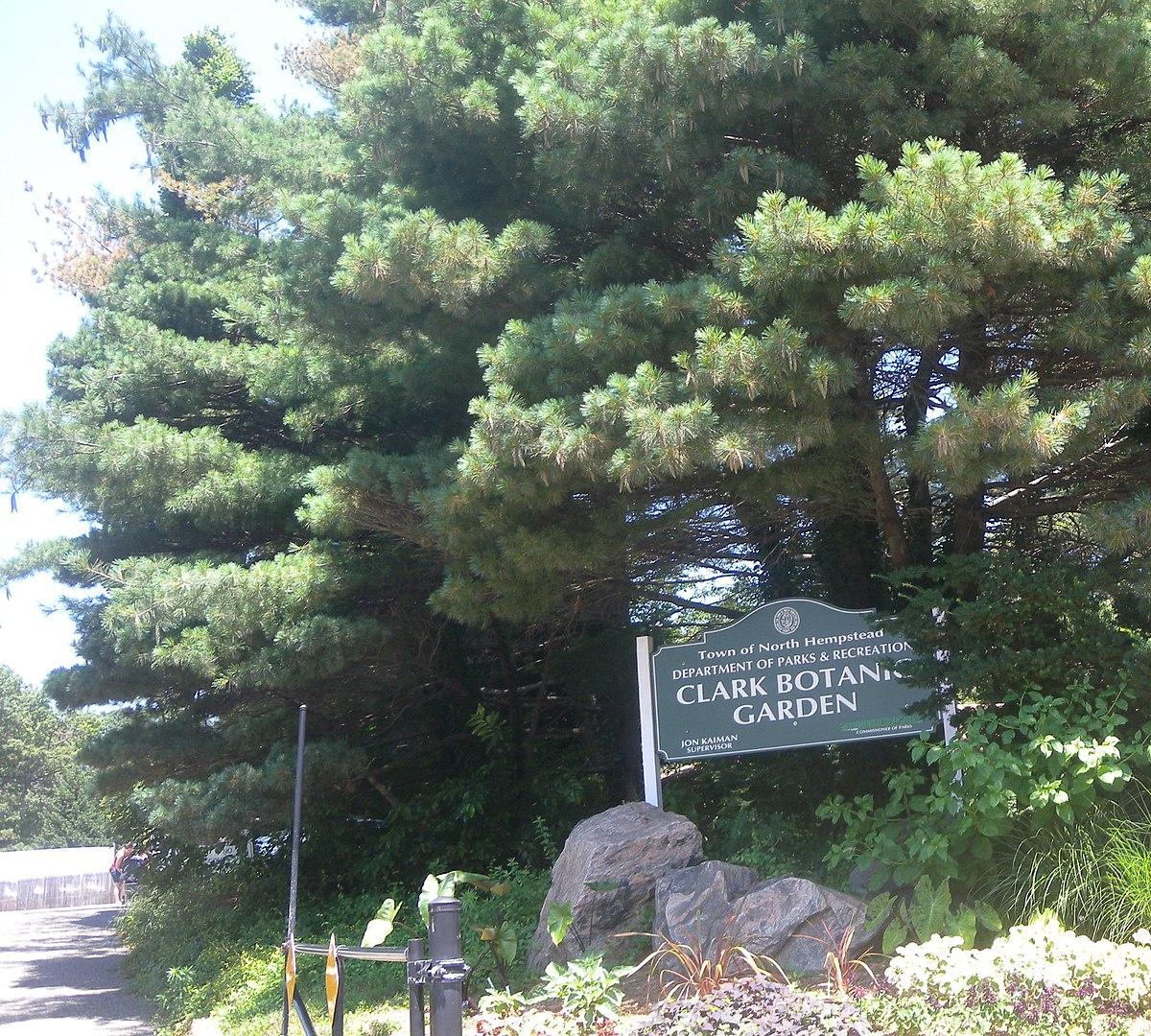 Clark Botanic Garden Long Island
