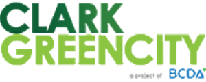 New Clark City - Logo of the community as Clark Green City.