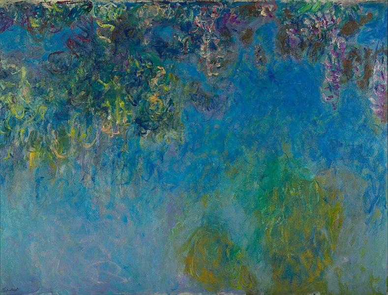 File:Claude Monet - Wisteria - Google Art Project.jpg
