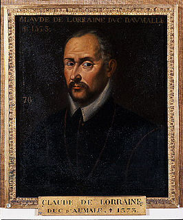 French aristocrat (1526-1573)