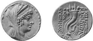 Cleopatra Thea - Image: Cleopatra I