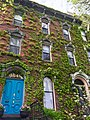 Cleveland, Central, 2018 - Prospect Avenue Rowhouse Group, Prospect Avenue Historic District, Midtown, Cleveland, OH (28286359438).jpg