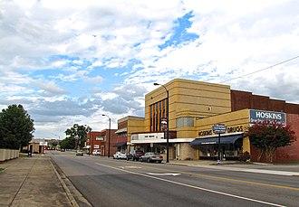 Clinton, Tennessee - Main Street