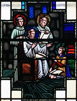 Clonard RC Church St Finian 02 Detail 2007 08 26