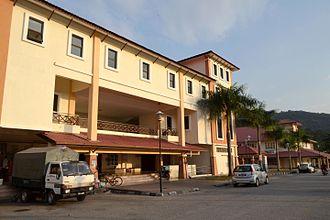 Balik Pulau - Balik Pulau market