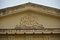 Coat Of Arms - Stucco Decoration - Hazarduari Palace - Nizamat Fort Campus - Murshidabad 2017-03-28 6463.JPG