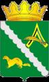 Coat of Arms of Aleksandrovsky district (Tomsk oblast).png