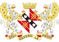 Coat of Arms of Diana, Princess of Wales (1996-1997).svg