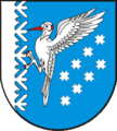 Coat of arms of Volzhsky District.png