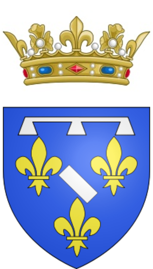 Duke of Longueville - Coat of arms of the Dukes of Longueville