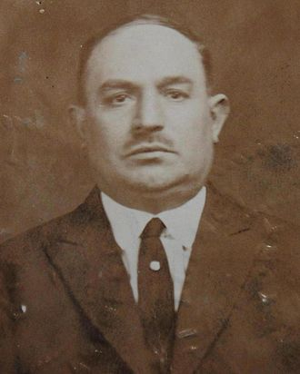 "Bonanno crime family - ""Cola"" Schiro in 1923"