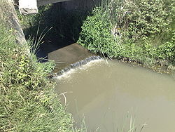 Drainage system (agriculture) - Wikipedia