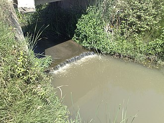 Drainage system (agriculture) - Deep collector drain