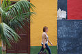 Color details of Santa Cruz de Tenerife streets . Tenerife, Canary Islands, Spain, Southwestern Europe-2.jpg