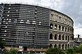 Colosseum under renovation in Rome, Italy (Ank Kumar) 02.jpg