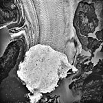Columbia Glacier, Calving Terminus, September 14, 1988 (GLACIERS 1431).jpg