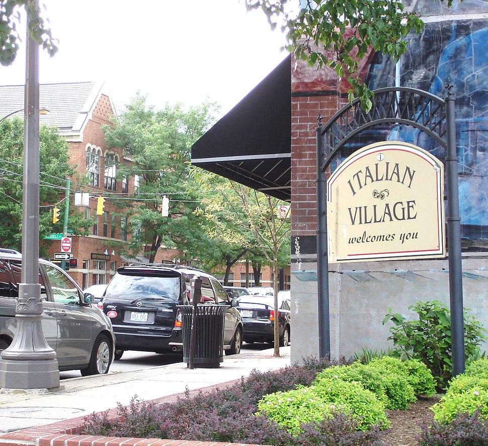 Columbus Italian Village1