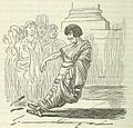 Comic History of Rome p 254 Drusus is Stabbed and Expires gracefully.jpg