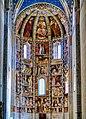 Como Basilica di Sant'Abbondio Interno Coro 2.jpg