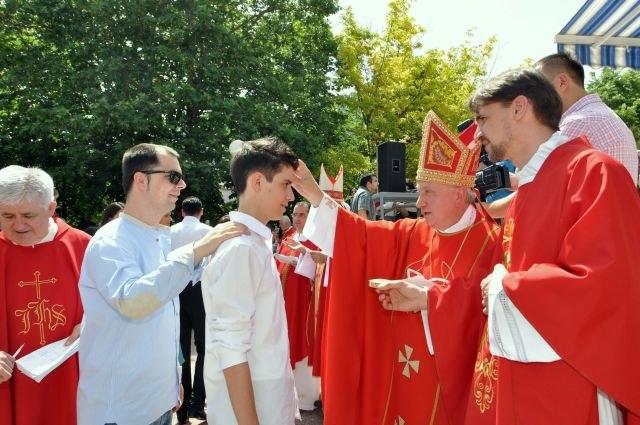Confirmation in Mostar 2013b