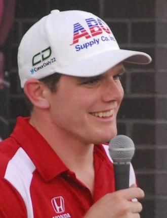 2012–13 MRF Challenge Formula 2000 Championship - Conor Daly became the 2012-13 MRF Formula 2000 champion.