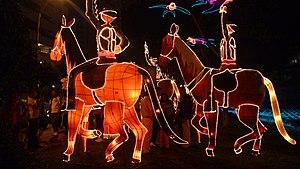 Epítome de la conquista del Nuevo Reino de Granada - Epítome describes that the indigenous people feared the horses most