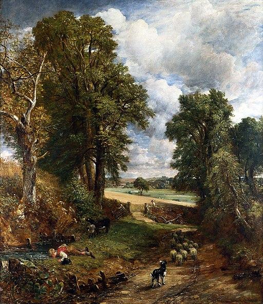 John Constable - Regency Era - Philippa Jane Keyworth - Regency Romance Authors