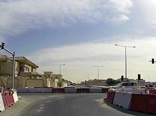 Rawdat Egdaim District in Al Rayyan, Qatar