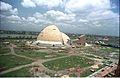Convention Centre complex Under Construction - Science City - Calcutta 1996-05-06 849.JPG
