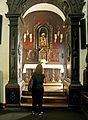 Convento da Penha em 08-10-2010-Altar principal.jpg