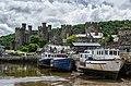Conwy Castle (Explore) - Flickr - Bert Kaufmann.jpg