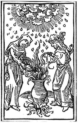 Akelarre - Witches around the caldron