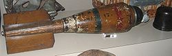 Cooper 20 pound Aerial Bomb AWM.jpg