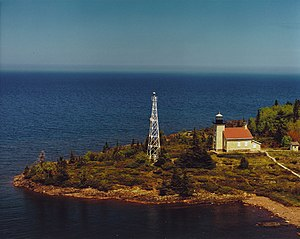 Copper Harbor Light - The Copper Harbor Light