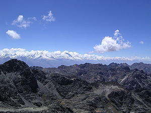Áncash Region - Cordillera Blanca and Cordillera Negra in the Ancash Region