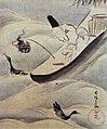 Cormorant Fishing by Ogata Kōrin.jpg